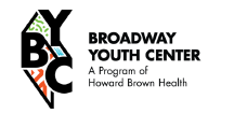 Broadway Youth Center logo (BYC)