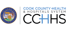 Cook County Health and Hospital System logo