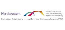 Northwestern EDIT program logo