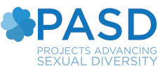Projects Advancing Sexual Diversity logo