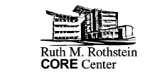 Ruth M. Rothernstein CORE Center logo