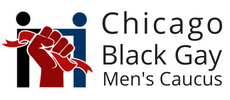 Chicago Black Gay Men's Caucus Logo